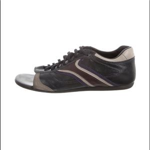 Prada open toe sneakers